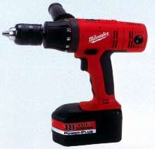 Cordless Drills provide up to 495 lb-in. of torque.