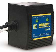 Surge Protector has suppression capacity up to 40,000 A.