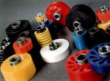 Drive Rollers motorize, convey, and move products.