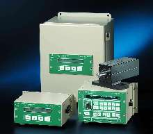 Programmable Limit Switches control automated functions.