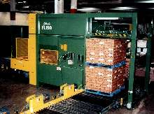 Palletizer provides double-stacked loads.