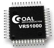 Microcontroller has clock speed of 40 MHz.
