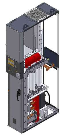 Motor Controller reduces maintenance requirements.