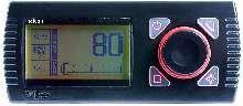 Web Guide Controller features joystick operation.