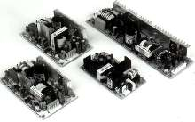 Power Supplies include power-factor corrected versions.