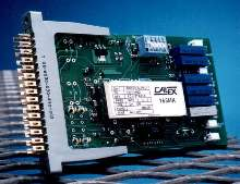 Strain-Gage Signal Conditioner suits low-level signals.