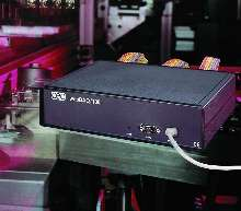 Data Acquisition Device offers built-in graphing capability.