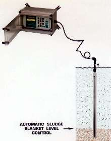 Sludge Level Control can monitor thin floc levels.
