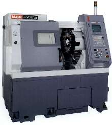 Turning Center offers spindle speed to 6,000 rpm.