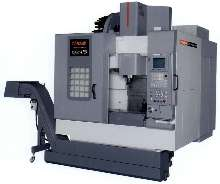 Vertical Machining Center has chip-to-chip time of 2.9 sec.