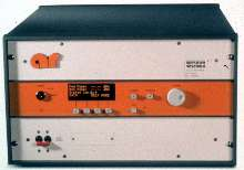 Microwave Amplifier provides low harmonic content.