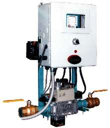 Burner System meets NFPA requirements.