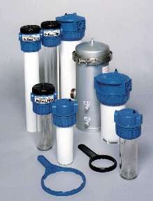 Filter Cartridges suit drinking-water treatment systems.