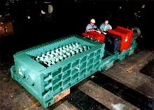 Sizer suits coal mines, coal prep plants, and quarries.