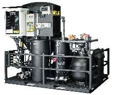 Recycling System provides fully automated operation.