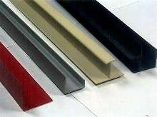 Panel Profiles come in various sizes and colors.