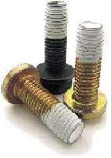 Lubricant reduces installation torque.