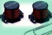 Surface-Mount Inductors handle high-current applications.