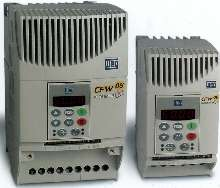 Inverters offer selectable switching frequency to 15 kHz.