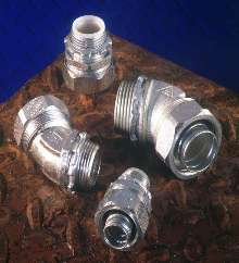 Connectors seal out harmful elements.