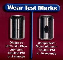 Thin-Film Lubricant handles high temperature and extreme loads.