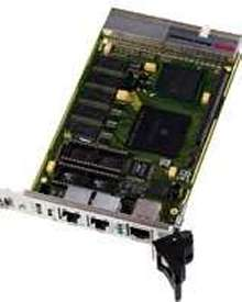 Processor Board accommodates 2 expansion modules.