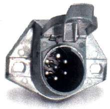 Trailer Connectors suit auto, truck, RV, and marine use.