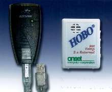 Serial Adapter provides USB compatibility for data loggers.
