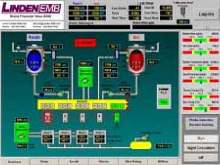 Data Acquisition Software suits polyurethane processing machinery.