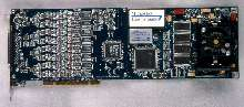 Data Acquisition Board performs simultaneous sampling.