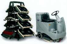Rider Cleaner suits multiple floor applications.