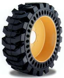 Skid-Steer Loader Tires perform in severe conditions.