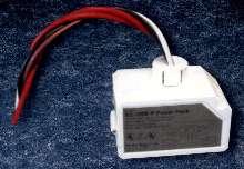 Power Pack provides 24 Vdc to power occupancy sensors.