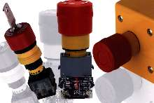 Emergency Stop Switches conform to EN 418.