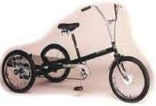 Industrial Tricycle requires no fuel and emits no fumes.