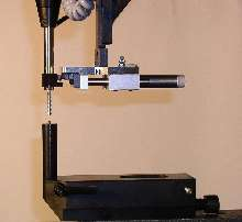 System detects fastener length.