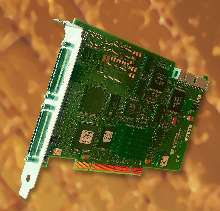 Motion Control Board offers dual-axis control.