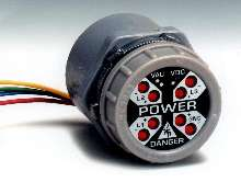 Voltage Detector indicates presence of ac and dc voltage.