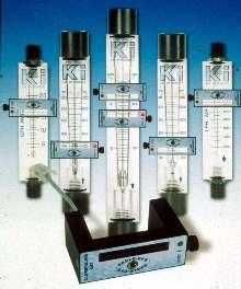Flowmeter Alarm detects flow rates outside user settings.