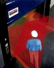 Infrared Detectors extend safety beyond door openings.