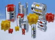 Jaw Couplings provide various dampening characteristics.