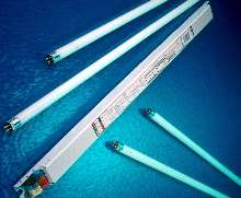 Electronic Ballast operates 1-4, T5/HO Fluorescent Lamps.