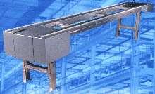 Modular Conveyors can be reconfigured to meet user needs.