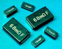 Current Sensing Resistors suit high thermal cycle applications.