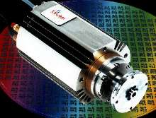 Spindles improve scanning of semiconductor wafers.