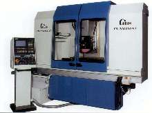Grinder provides creep feed and flat surface grinding.