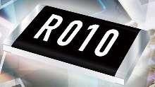 Low Value Chip Resistors suit current sense applications.