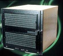 Chassis provides 21 slots for cPCI and VME64X applications.