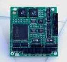 Adapter allows multi-interface PC/104 serial communications.