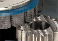 Abrasive Brushes suit in-machine deburring applications.
